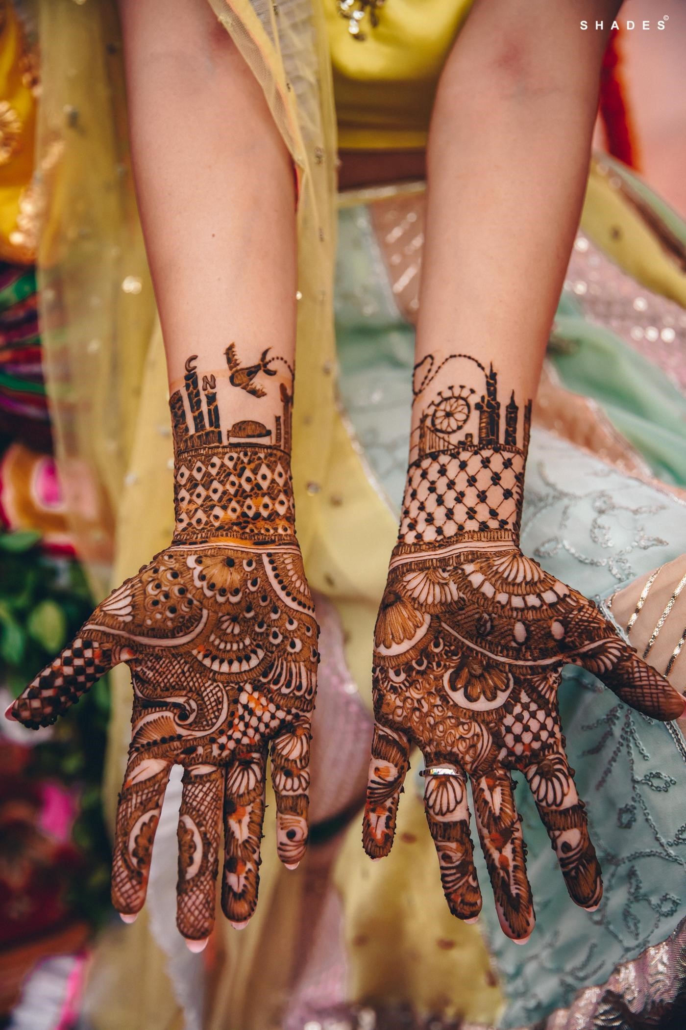 Mehndi Designs You will Totally LOVE! (2)