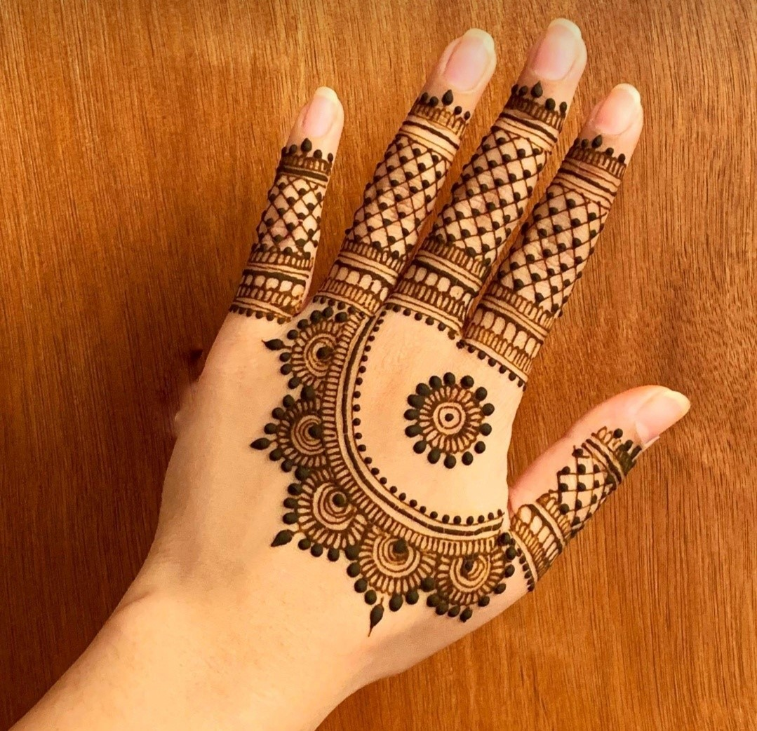 Mehndi Designs You will Totally LOVE! (5)