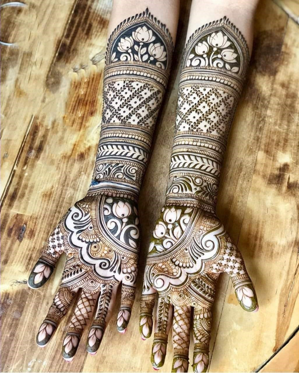Mehndi Designs You will Totally LOVE! (6)