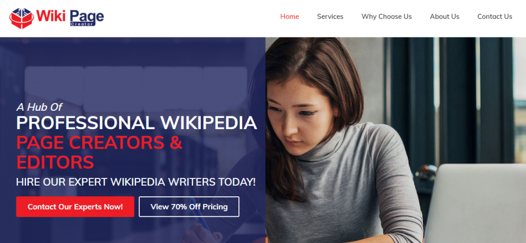 Wiki Page Creator