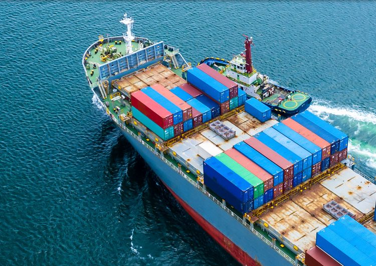 sea freight from China to the USA
