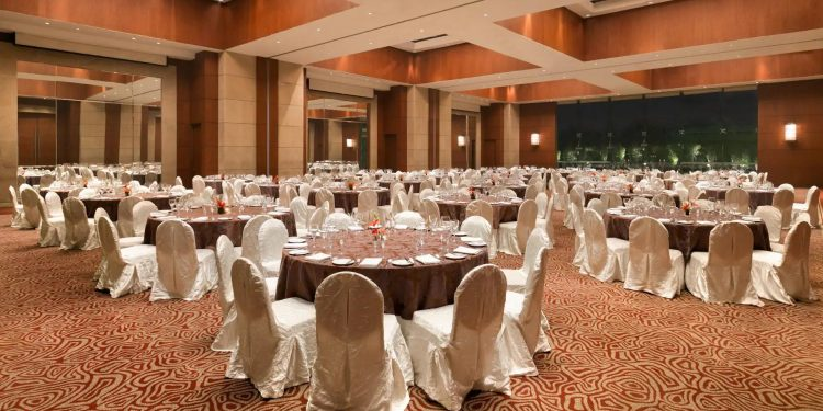 HYATT Regency Marriage Hall in Kolkata