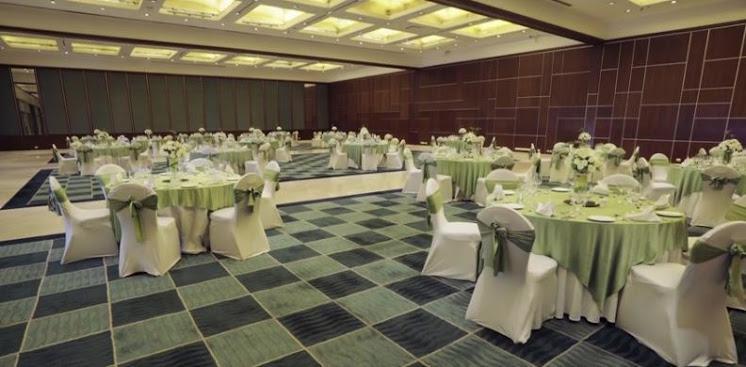 ITC Sonar Marriage Hall in Kolkata