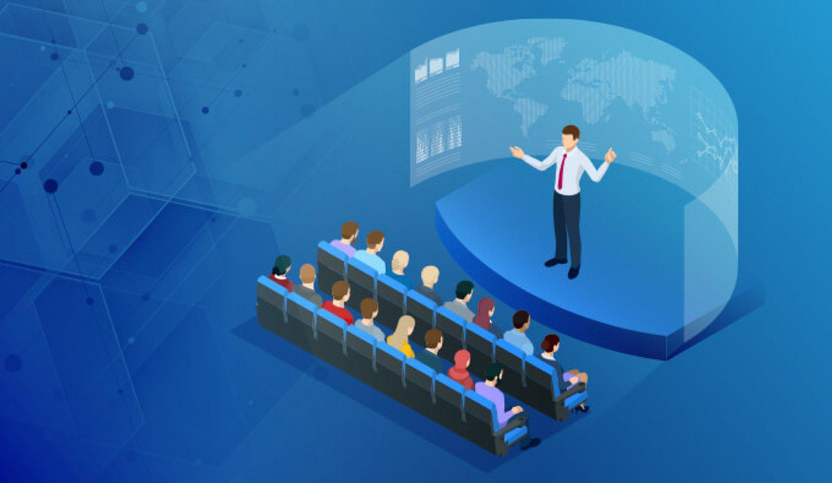 Step by step guide for hosting a virtual conference successfully