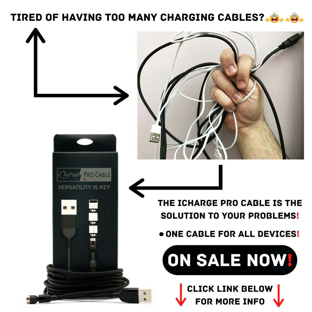 The iCharge Devices Instagram Ad