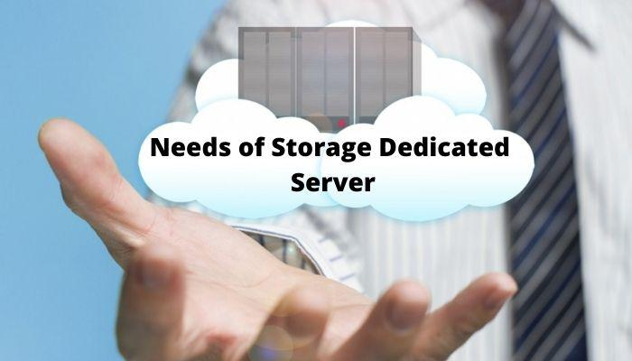 Why Would You Need a High Storage Dedicated Server