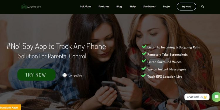 MocoSpy a smart choice for tracking