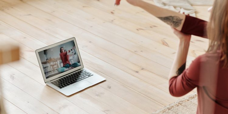Online Yoga 1