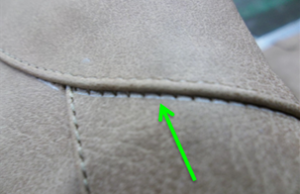 Selecting Wrong Needles for Embroidery