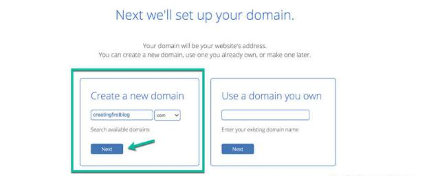 Set Up A Domain