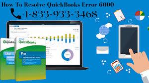 How I Resolve Quickbooks Error 6000