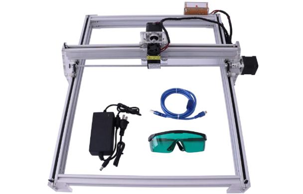 SUNWIN 40X50CM 12V USB Desktop Laser Engraving Machine