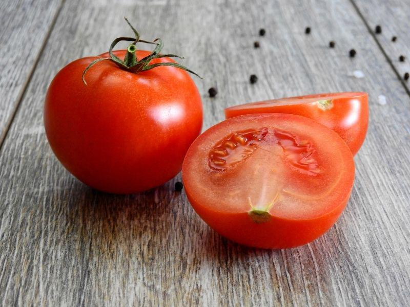 Tomatoes and Pink Grapefruit