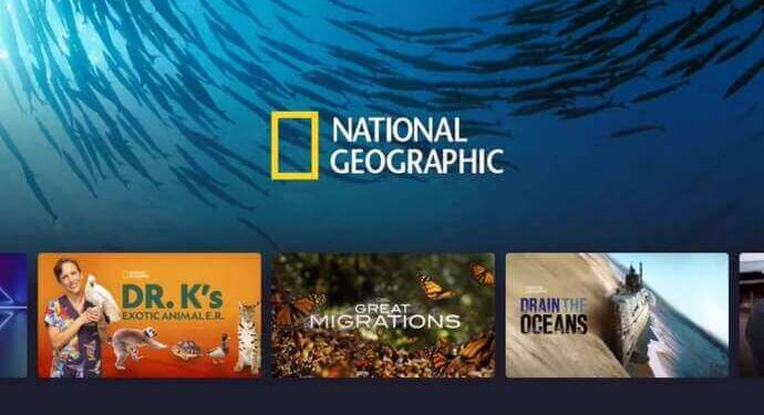 activate Nat Geo TV on Xbox