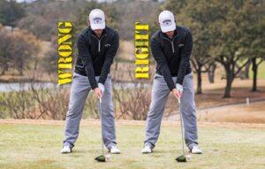 Golf drive -swing basics