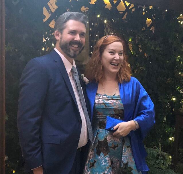 Amy Allen Husband Matthew Anderson and Their Married Life