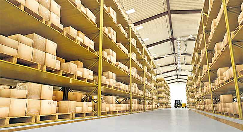 smart warehousing