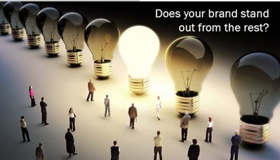 Make your brand obvious