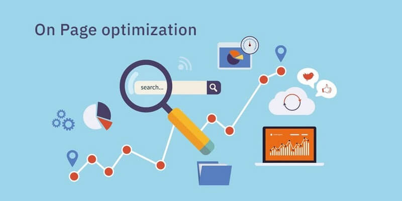 On-Page Optimization local seo