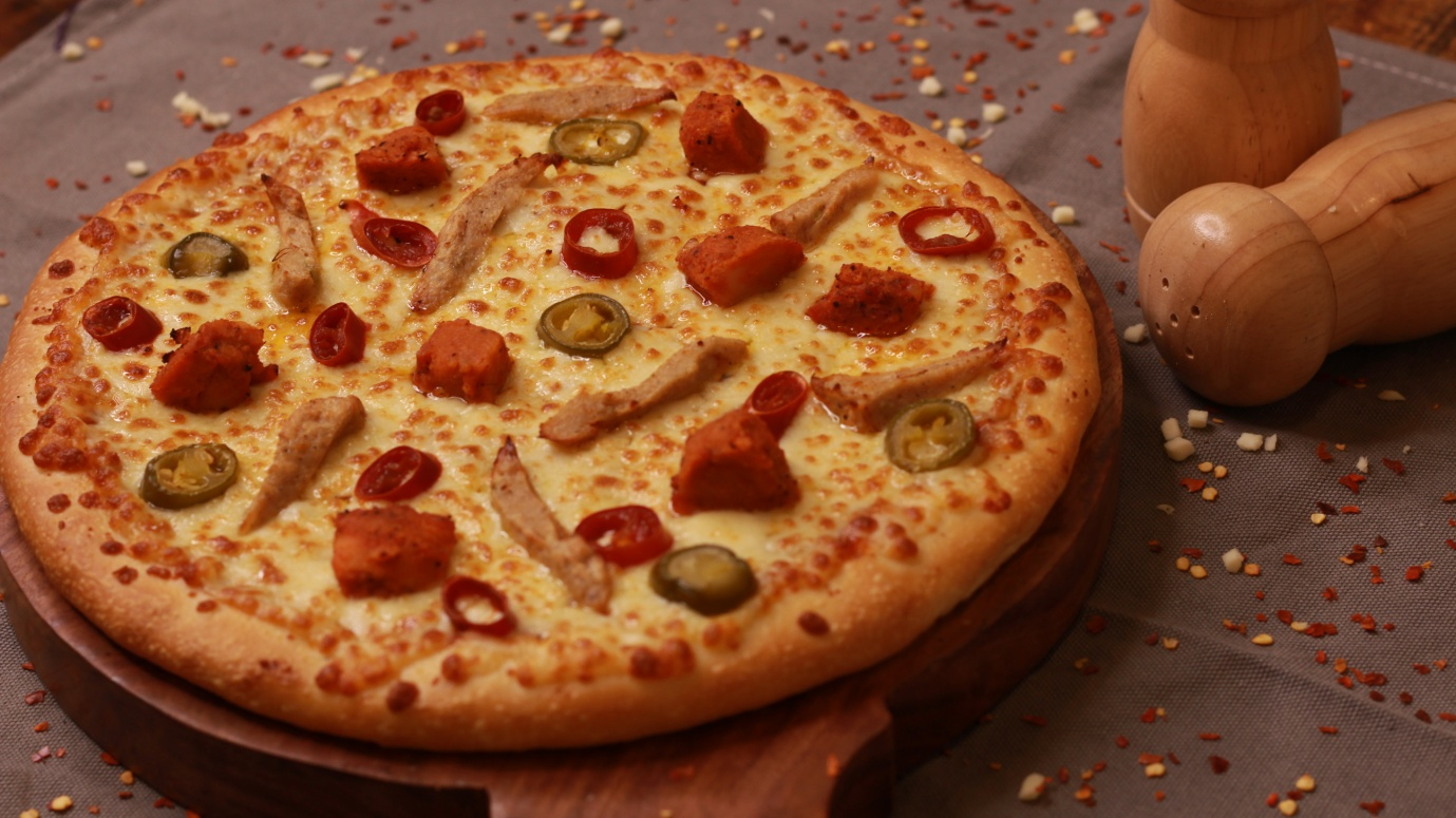 Pizza – A snack that took away more hearts