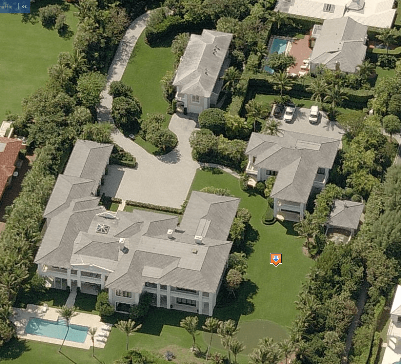 Limbaugh's House