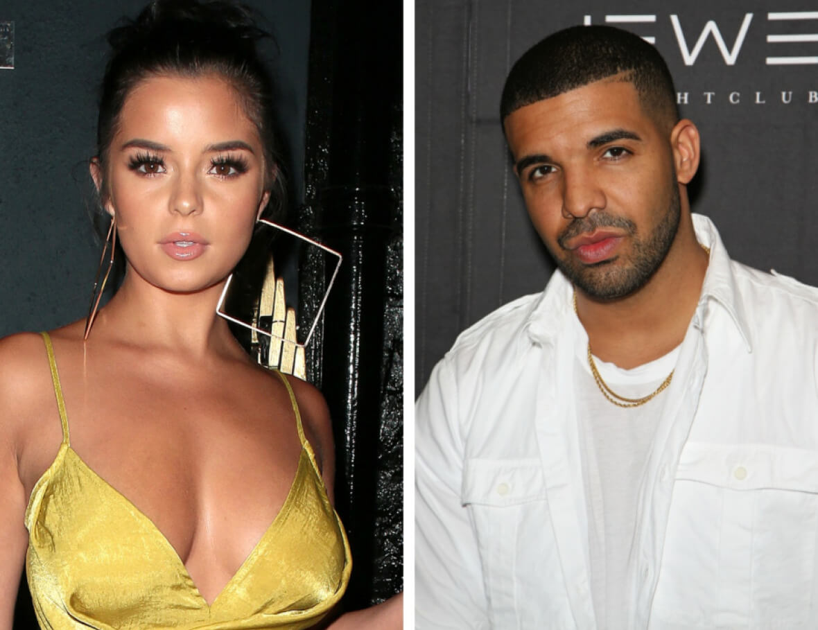 Who is Demi Rose Dating?