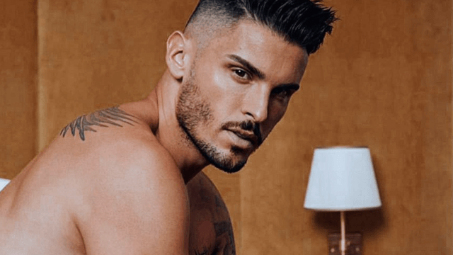 Who is the Bride of Baptiste Giabiconi?