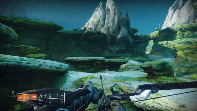 Destiny 2 Arsenal of Oddities The murmur of the Worm area