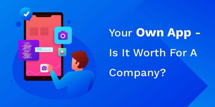 Is it worth it own app