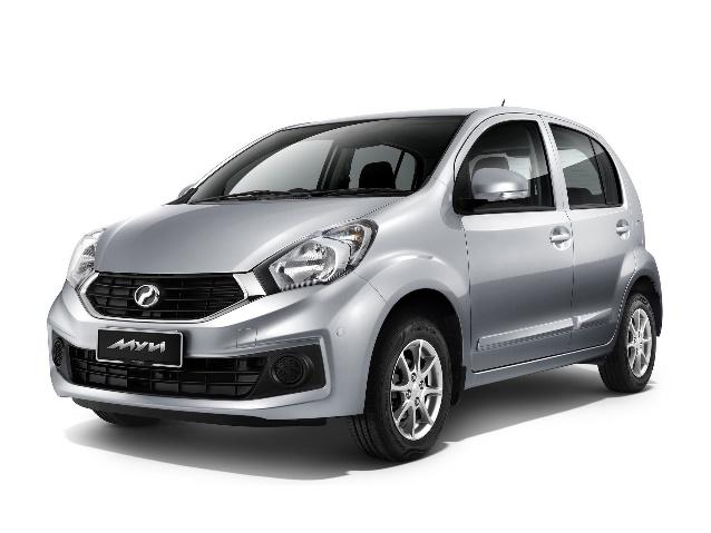 Perodua Myvi 1.3 X (A) – $67,999
