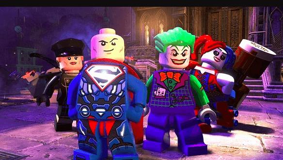 cheat codes for lego dc super villains