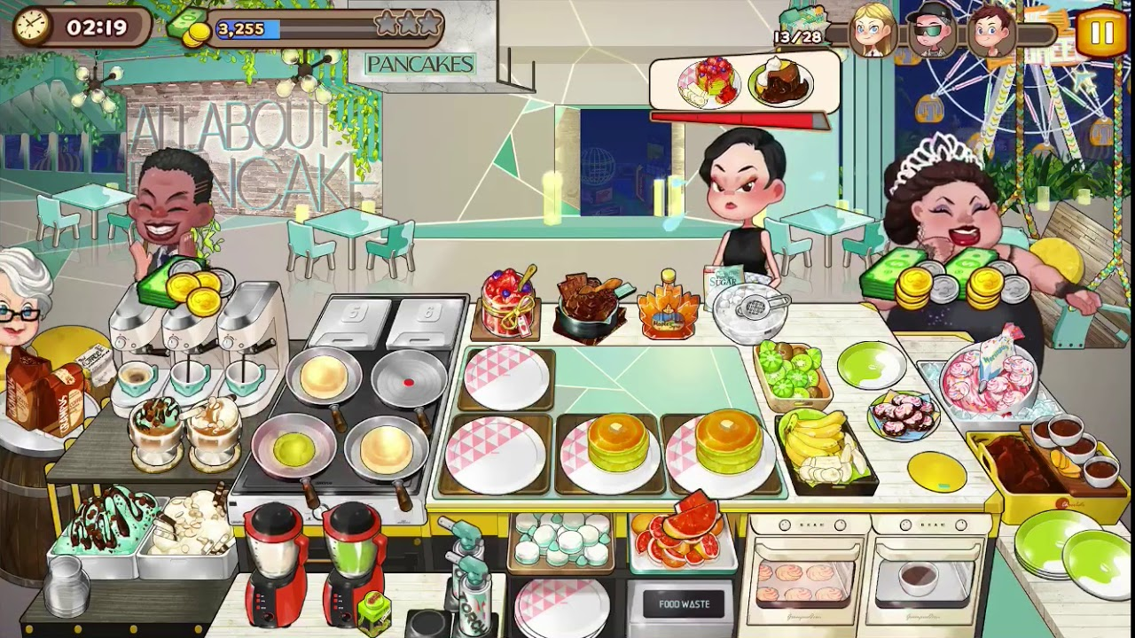 Cooking Games for Boys