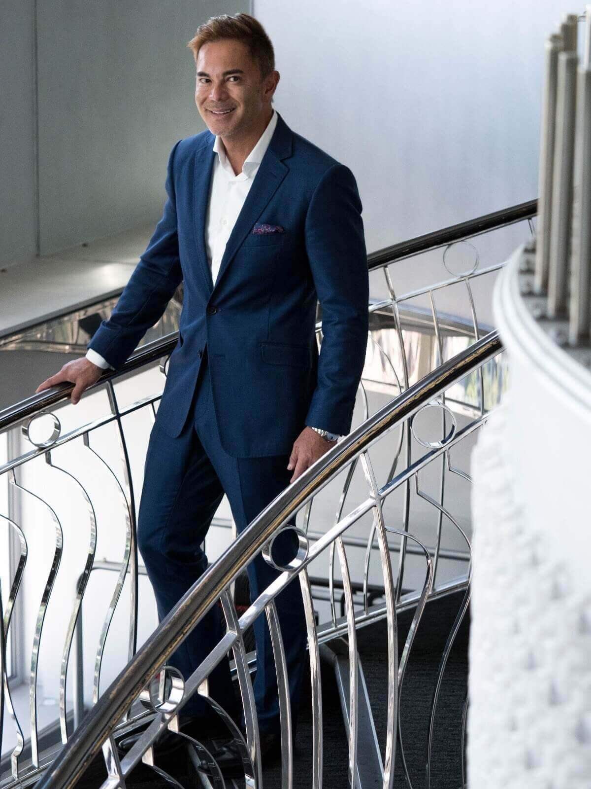 How Vincent Wong Became A Property Guru