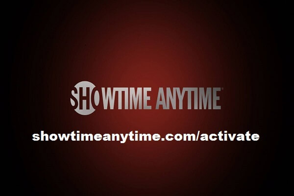 showtimeanytime activate